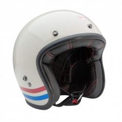Moto helma Bell Custom 500 Stripes
