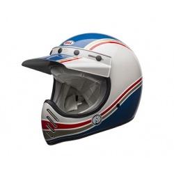 Moto helma Bell Moto-3 RSD Malibu
