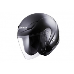 Moto helma Xpeed XF-307, černá matná