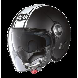 Moto helma Nolan N21 Visor Duetto Flat Black 7