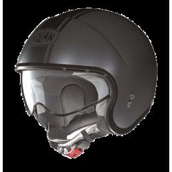 Moto helma Nolan N21 Caribe Flat Asphalt Black 14