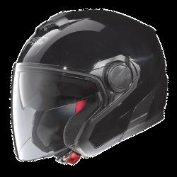 Moto helma Nolan N40 Special Plus N-Com Metal Black 14