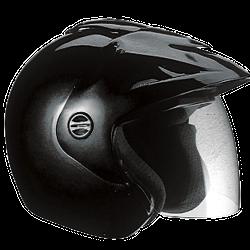 Moto helma Cyber U-12 černá