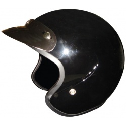 Moto helma Cyber U-6 černá
