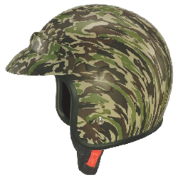 Moto helma Cyber U-4 camouflage