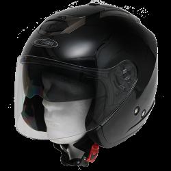 Moto helma Cyber U-386 černá