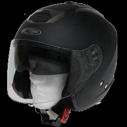 Moto helma Cyber U-386 černá matná