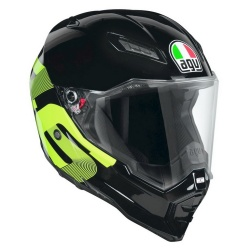 AGV Off-road/on-road moto přilba AX-8 EVO NAKED Identity