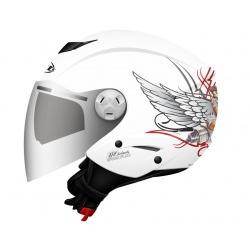 XRC 650017 SPARK PLUG WHITE
