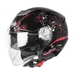 XRC 650 SONO SPRING 006 GLOSSY BLACK/PINK