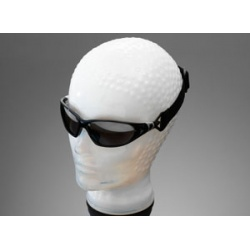 Motocyklové sluneční brýle Highway Hawk, černé obroučky