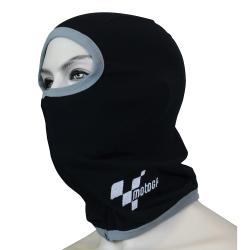 MotoGP kukla - černá/šedá