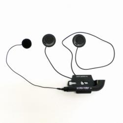 Základna pro SCALA-RIDER G4/MP3 dvě sluchátka, mikrofon s kabelovým vedením (1ks)
