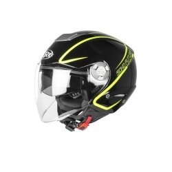 XRC 650 SONO FUTURE 004 GLOSSY BLACK/FLUO YELLOW