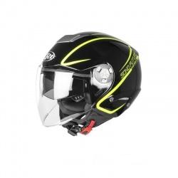 XRC 650 SONO FUTURE 003 GLOSSY BLACK/GREY