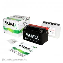 Bezúdržbová motocyklová baterie FTX12-BS (YTX12-BS)