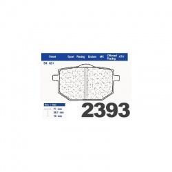 200.2393.S4 - Brzdové destičky 2393 S4
