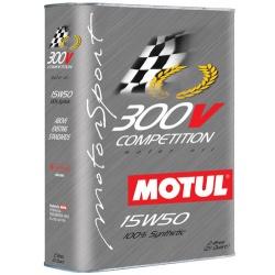 Olej Motul 300 V Competition 15W-50 2L