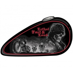 LETHAL THREAT TS33001 LETHAL FAST & LOUD CEDULE