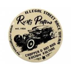 RUSTY PISTONS RPSK02 STICKERS