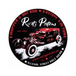 RUSTY PISTONS RPSK03 STICKERS