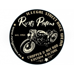RUSTY PISTONS RPSK04 STICKERS