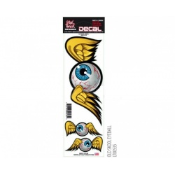 LETHAL THREAT LT00535 SAMOLEPKA OLD SKOOL EYEBALL
