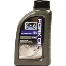 Olej Bel-Ray Tlumičový olej High Performance Fork Oil 7W 1l