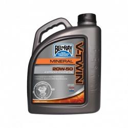 Olej Bel-Ray V-twin Motor Oil 20W-50 - 4l