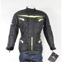 Pánská textilní bunda Forbikers Traveller
