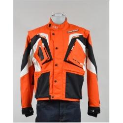 Textilní bunda Nofear oranžová
