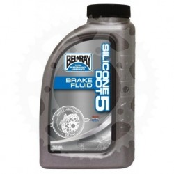 Bel-Ray Silicon DOT 5 Break Fluid 355ml