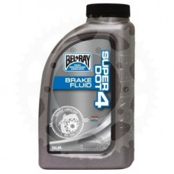Bel-Ray Silicon DOT 4 Break Fluid 355ml