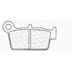 Brzdové destičky - zadní X4